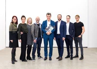 Buchpräsentation AIL Fast Forward Files Heimo Hamnmer by Akos Burg
